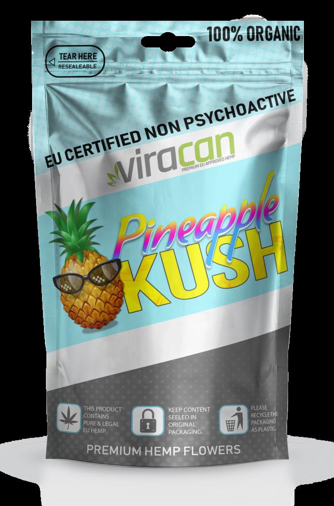 Viracan Pineaaple Kush