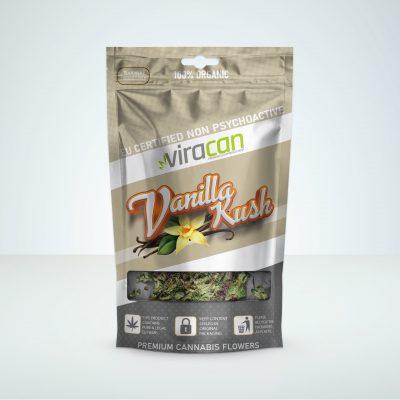 CBD Cannabis Wholesale Vanilla Kush viracan