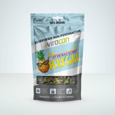 Pineapple kush Viracan cbd wholesale